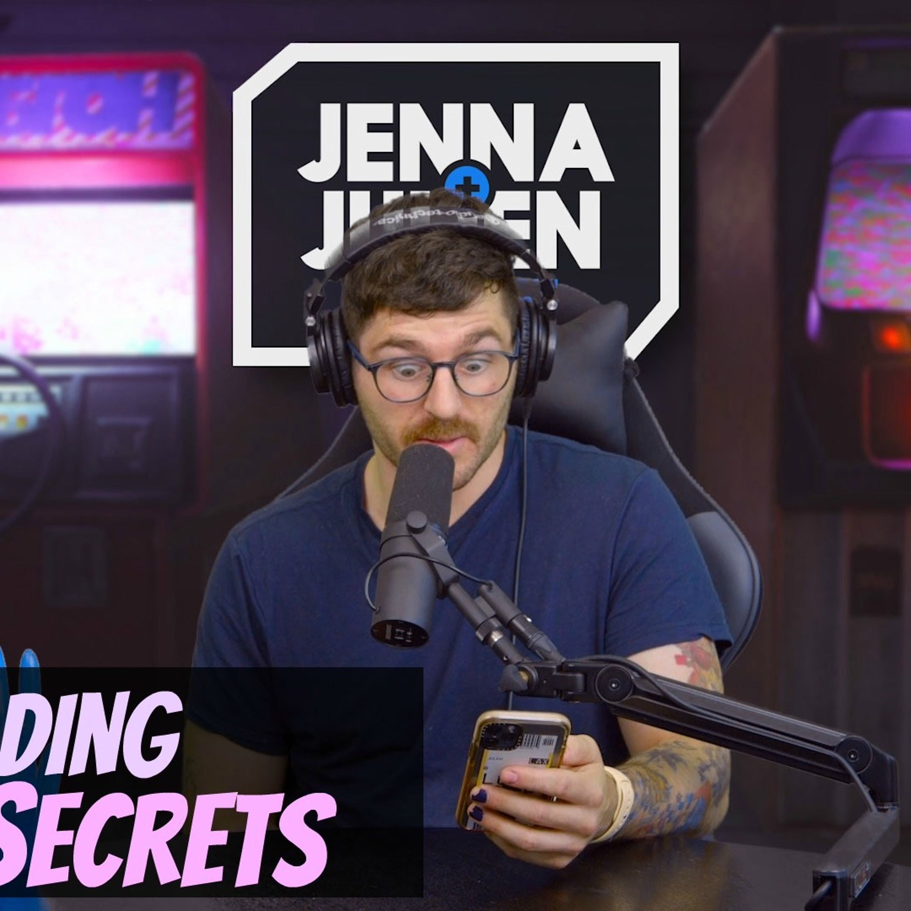 Podcast #283 - Reading Your Secrets