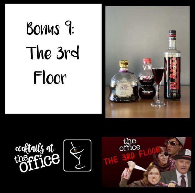 Bonus 9: The 3rd Floor - Cocktails at