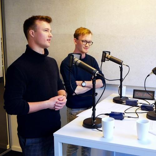 #36: Hvad vil det sige at være ung i en digital tidsalder? Mød Søren og Anders på 22 år