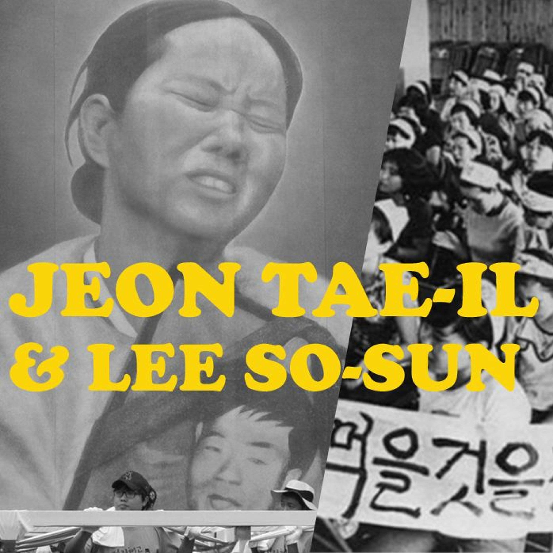 E51: Jeon Tae-il and Lee So-sun