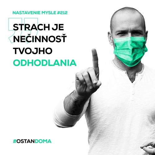 #ostandoma - Ako zastaviť strach a starosti   #NM212
