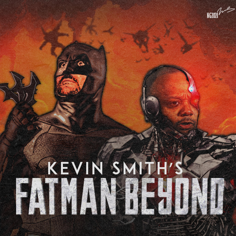 323: Zack Snyder's Justice League Review & Robert Kirkman!