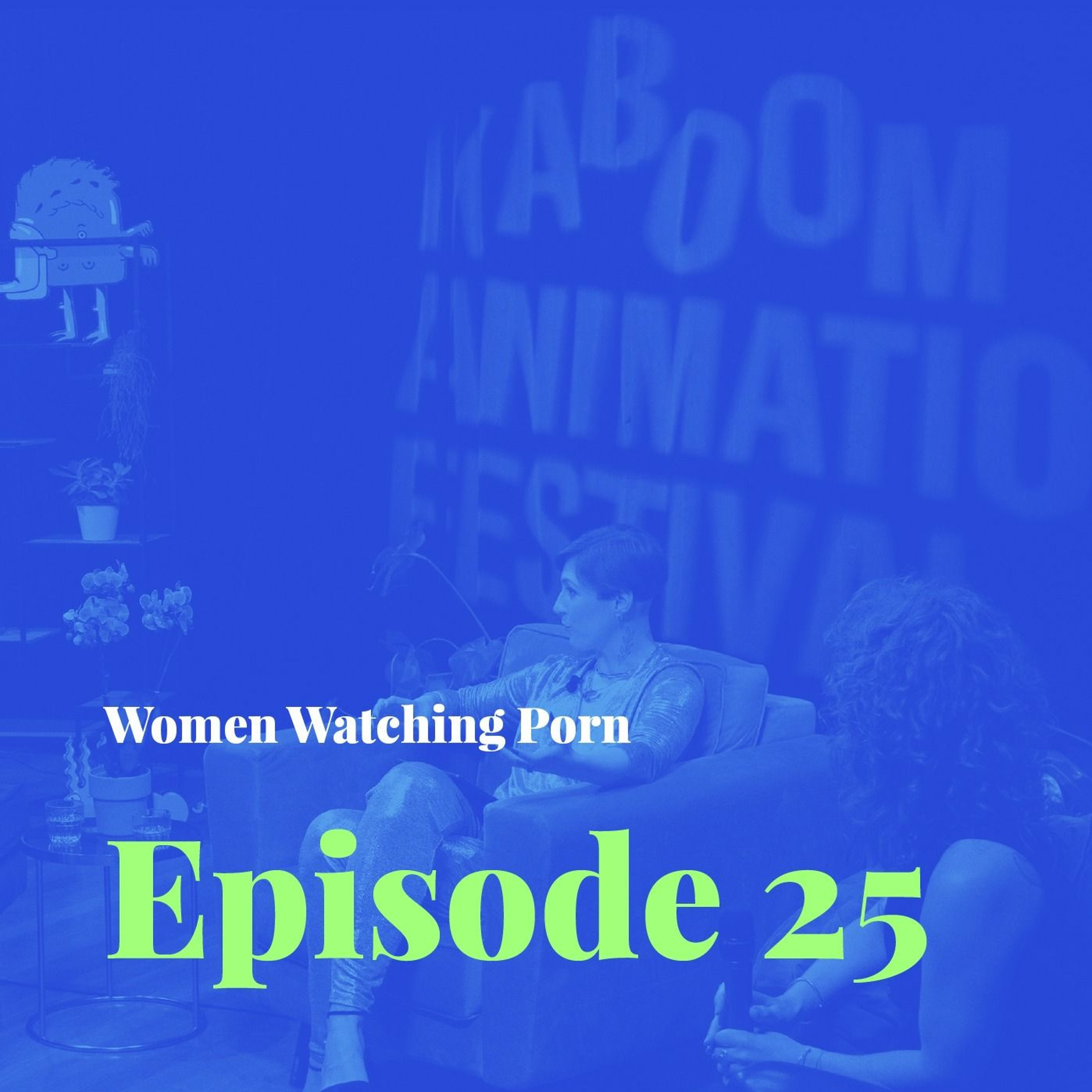 Episode 25 – Live at Kaboom Animation festival