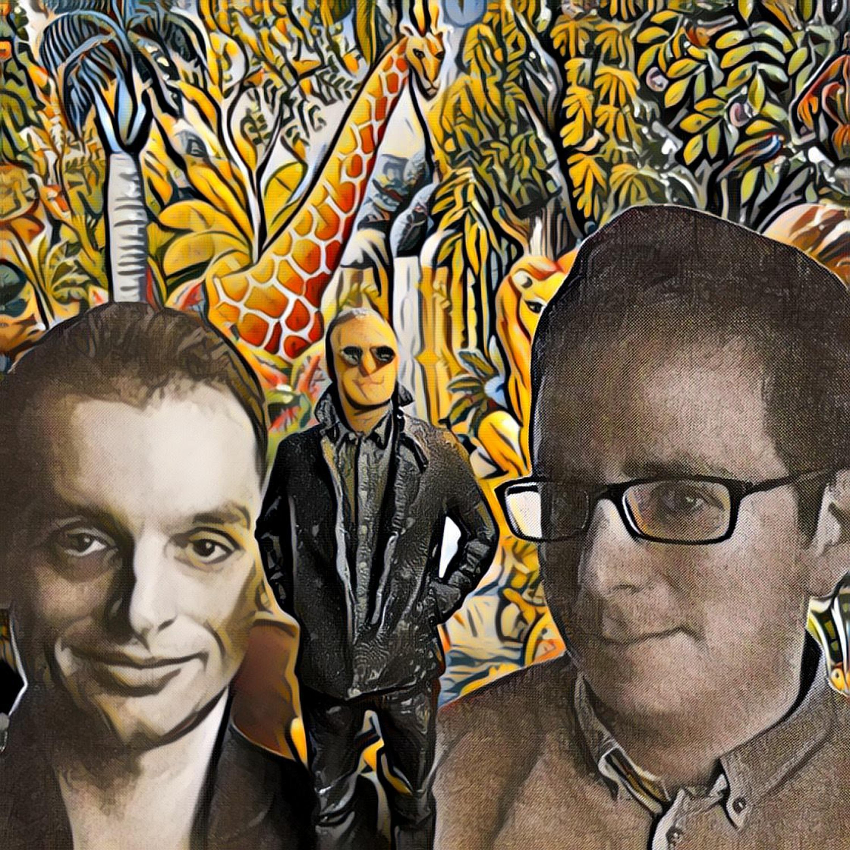 Konstantin Kisin & Francis Foster of TRIGGERnometry
