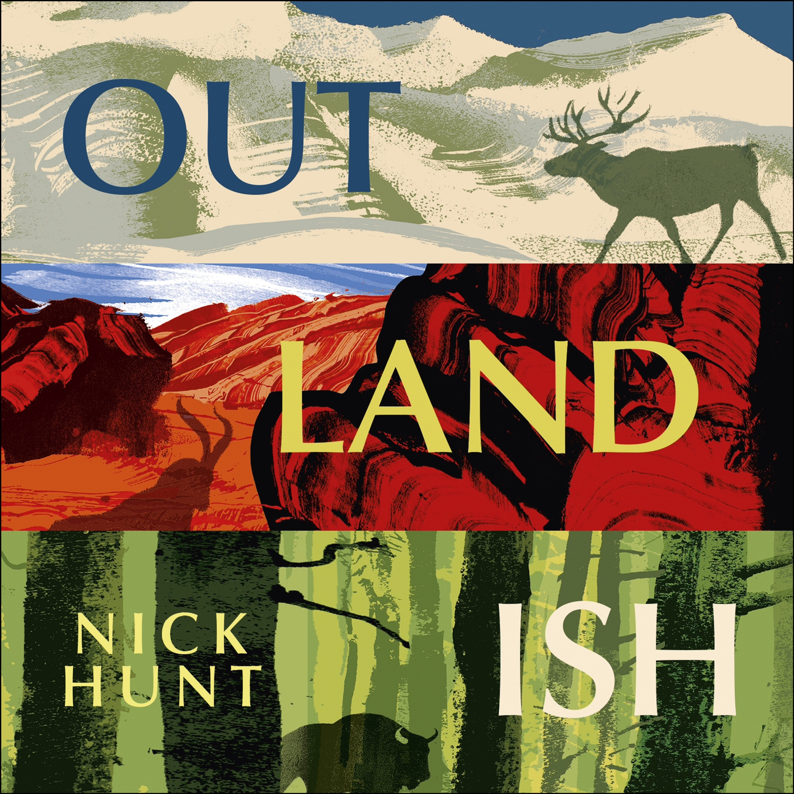 OUTLANDISH by Nick Hunt, read by Nick Hunt - audiobook extract