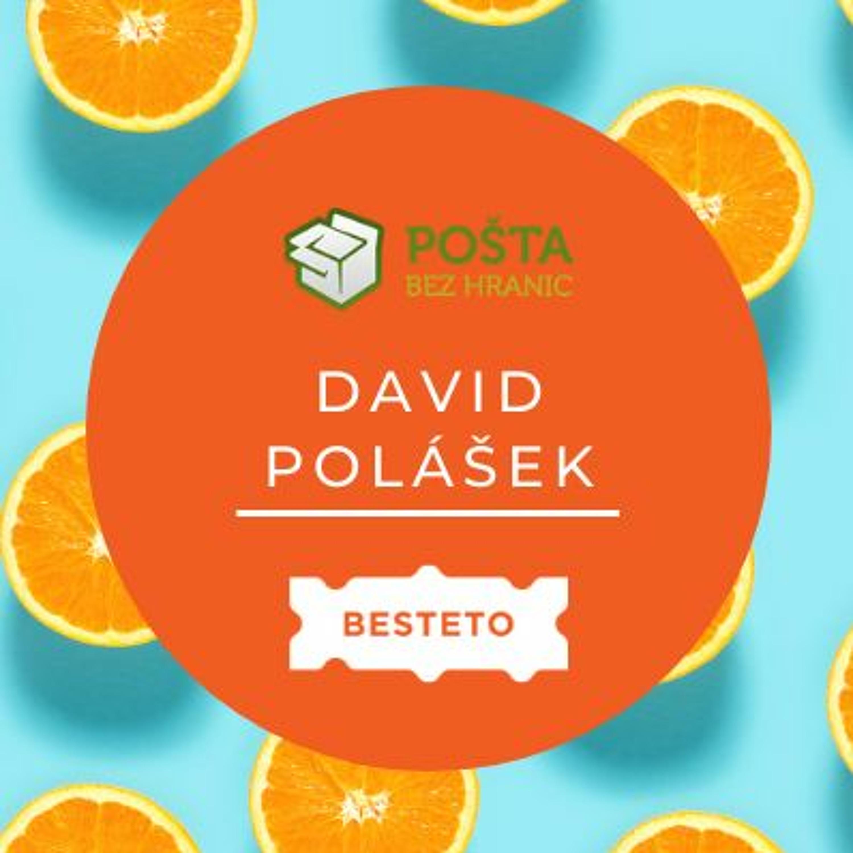 Oranžáda s Davidem Poláškem o zahraniční logistice