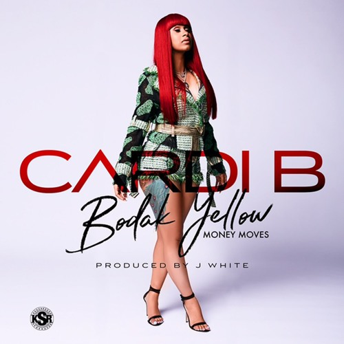 Bodak Yellow by Cardi B / @IAMCARDIB