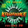 Hold The Line (Toto Karaoke Tribute)