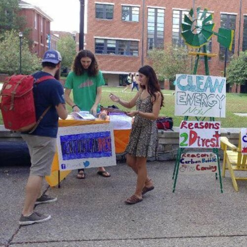 Sustainability Now! | KY Student Environmental Coalition | Divestment | Jan. 10, 2020