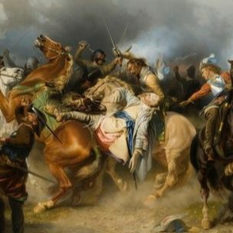 Döden på slagfältet i svensk historia 1563-1814
