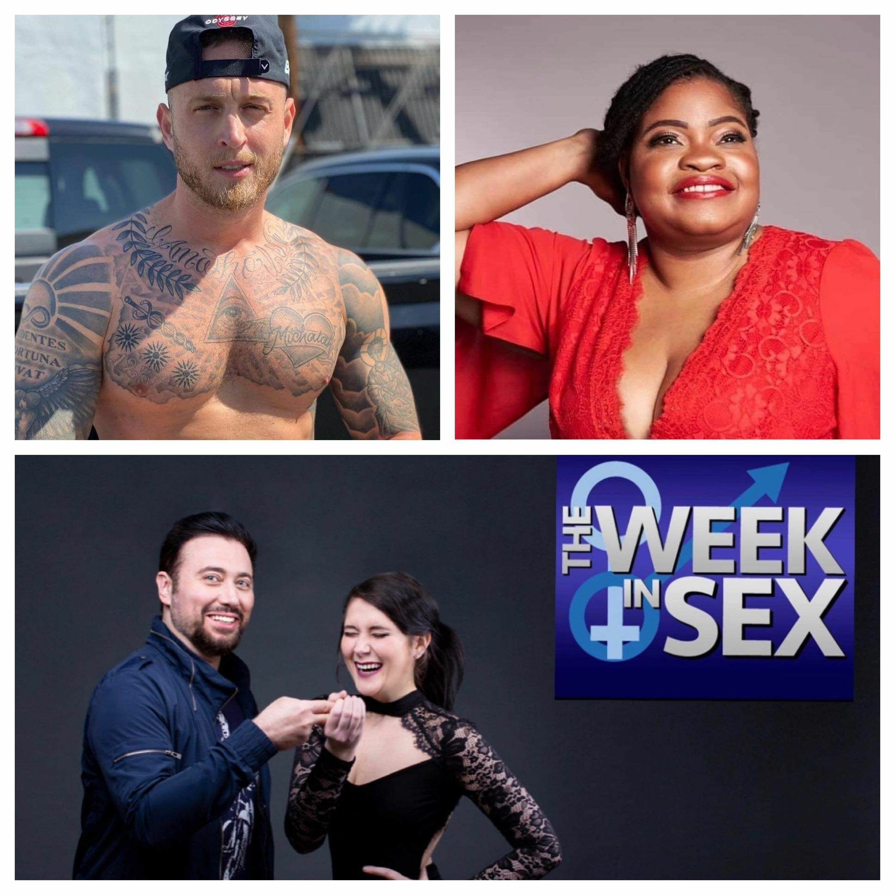 "The Week In Sex - S6 E6 Chet Hanks Guest Announces and Singer of Viral Hit ""Earth is Ghetto""-Aliah Sheffield Joins Us"