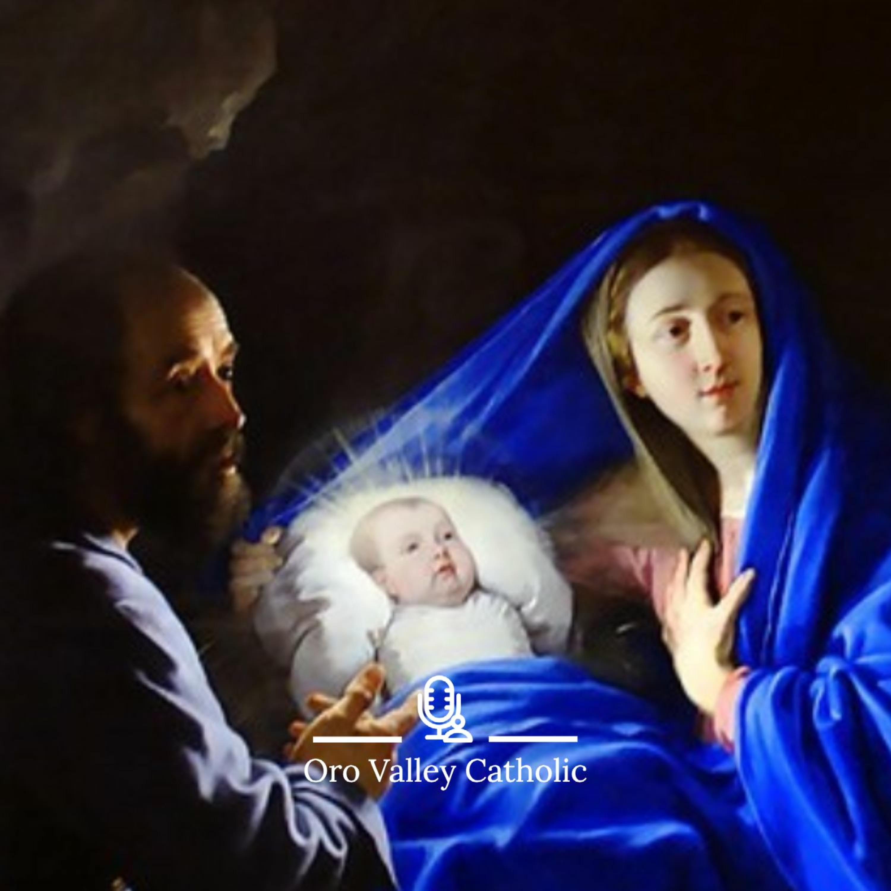 The Holy Family, our family