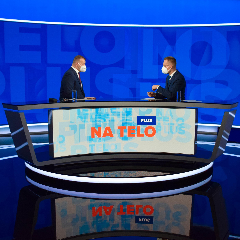 Na telo plus (13.4.): Boris Kollár