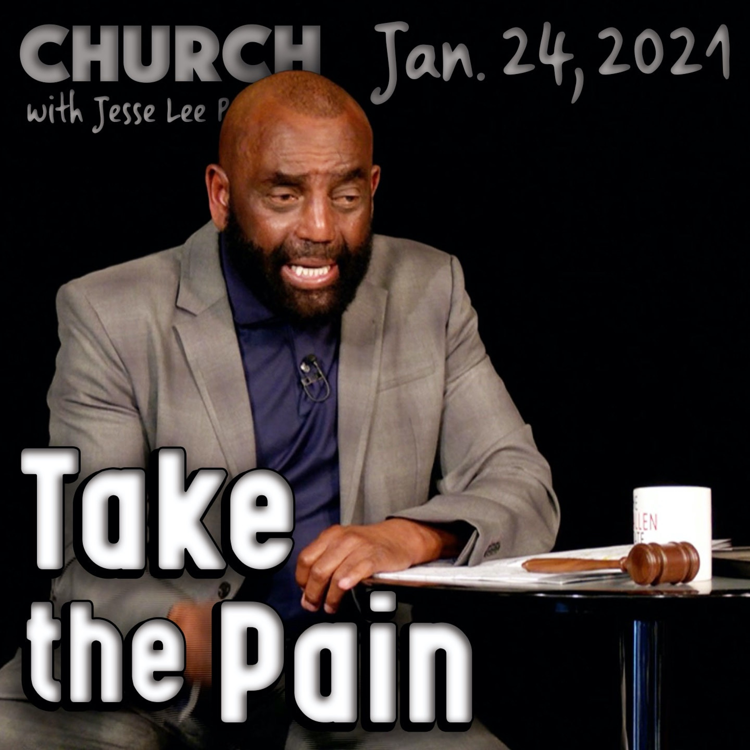01/24/21 Count It All Joy When Feeling the Pain (Church)