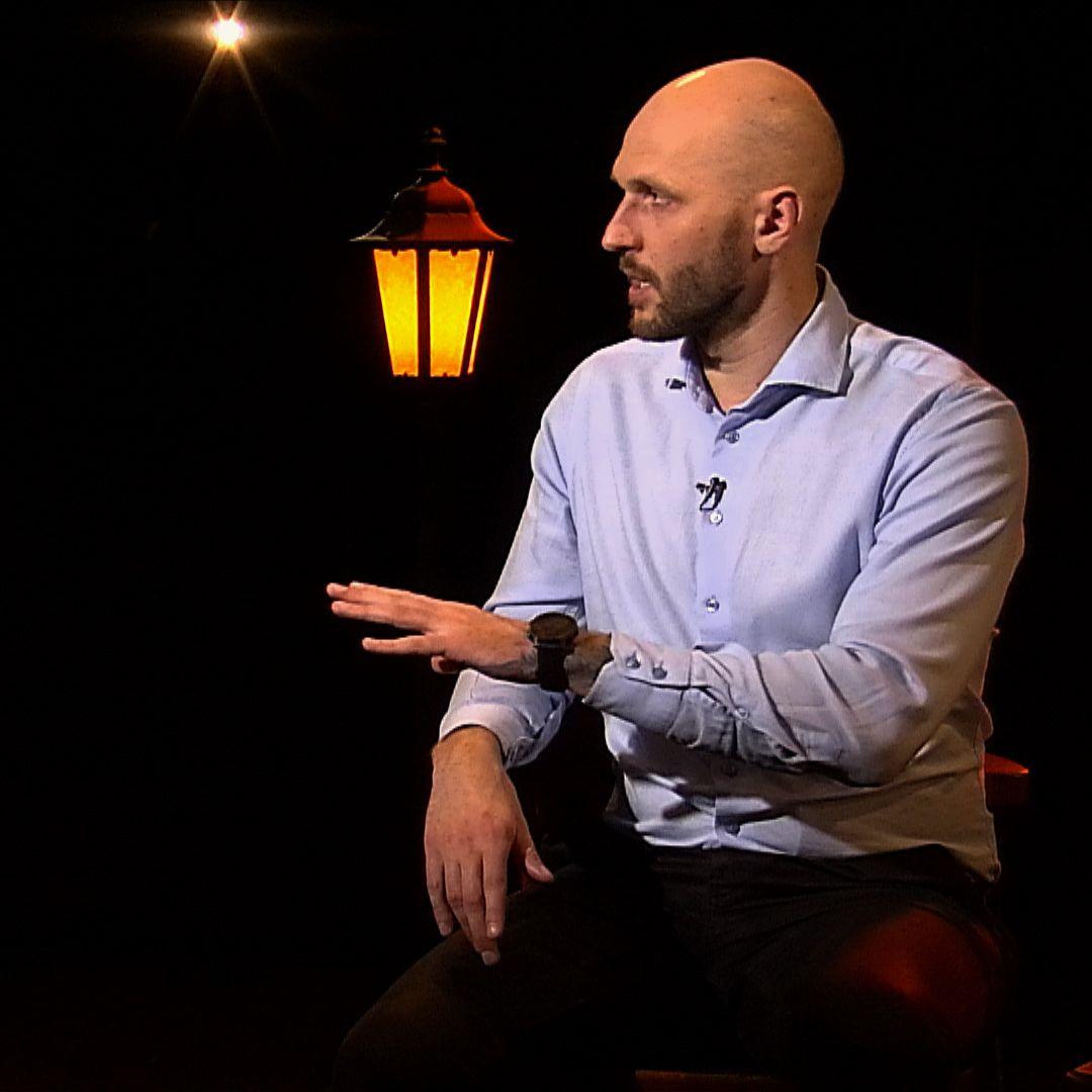 .pod lampou s Michalom Trubanom: Sme pripravení spoločne opraviť Slovensko