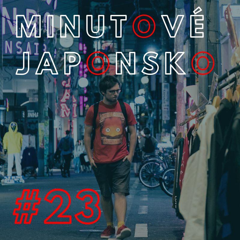 Minutové Japonsko #23: Sharp jede roušky