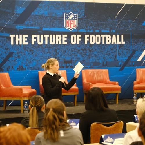 Inside the NFL's Women's Careers in Football Forum
