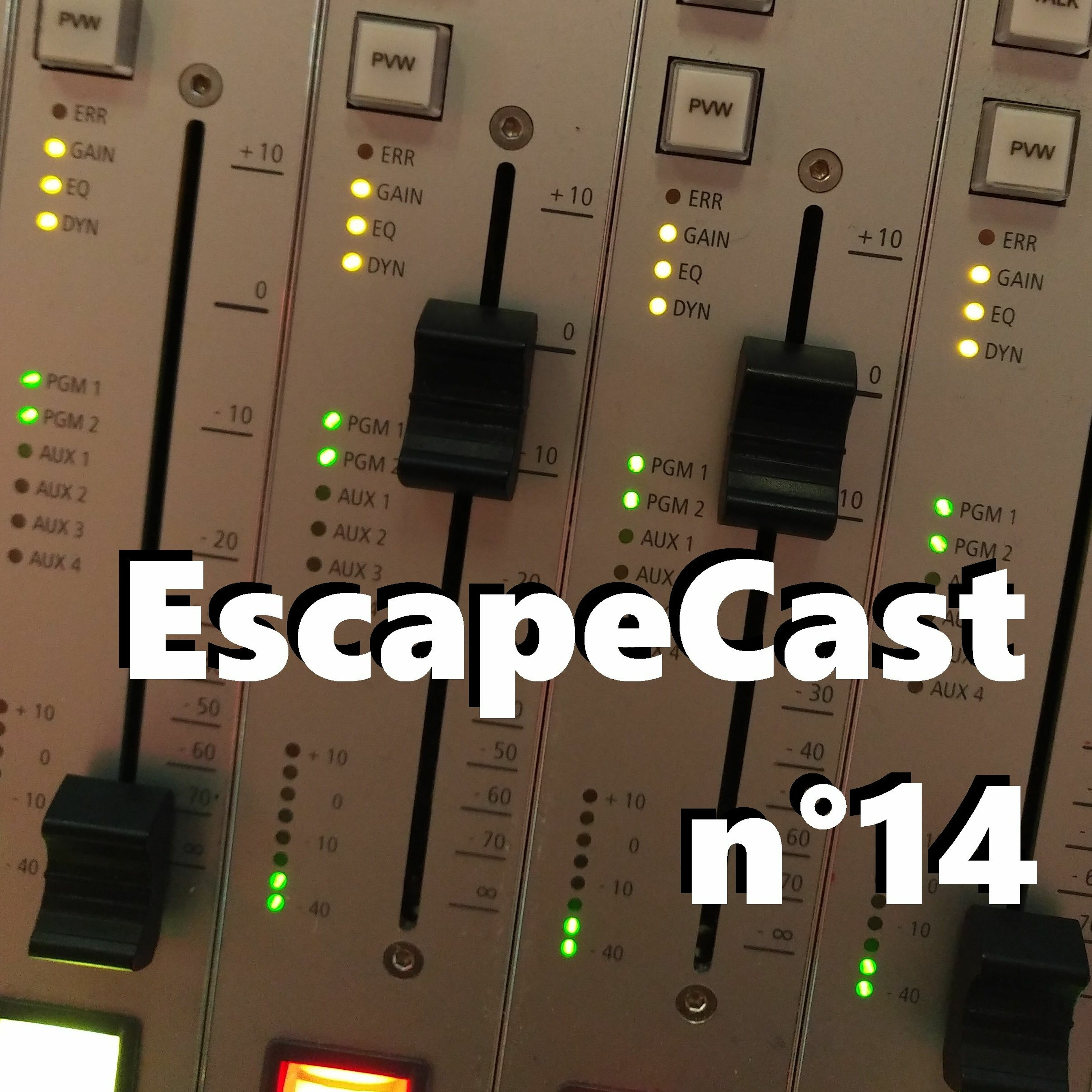 EscapeCast n°14 – Tour des France des enseignes d'escape confinées (part II)
