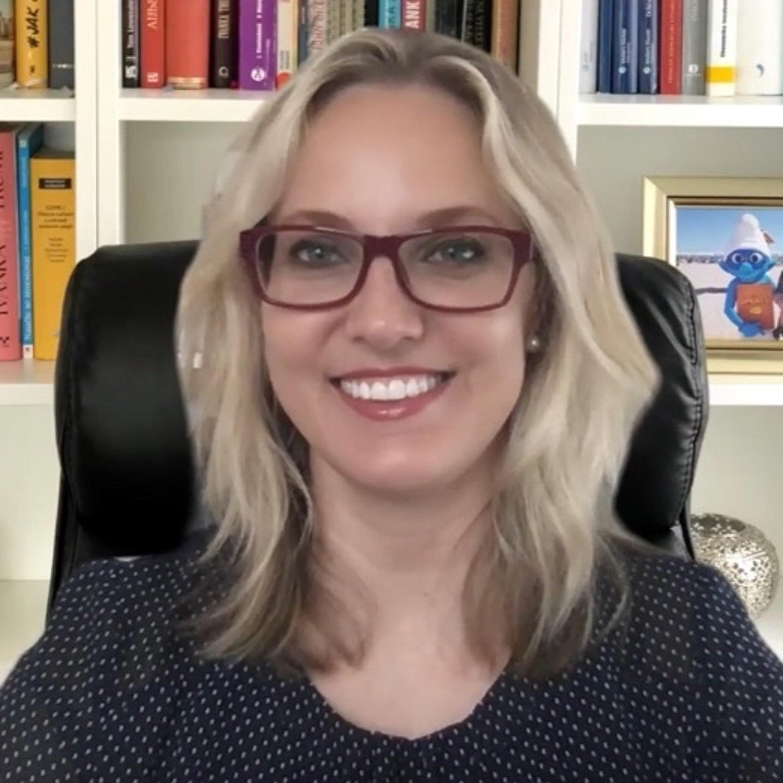 Podcasty21 - #17 Lucie Radkovičová (advokátka & mentorka)