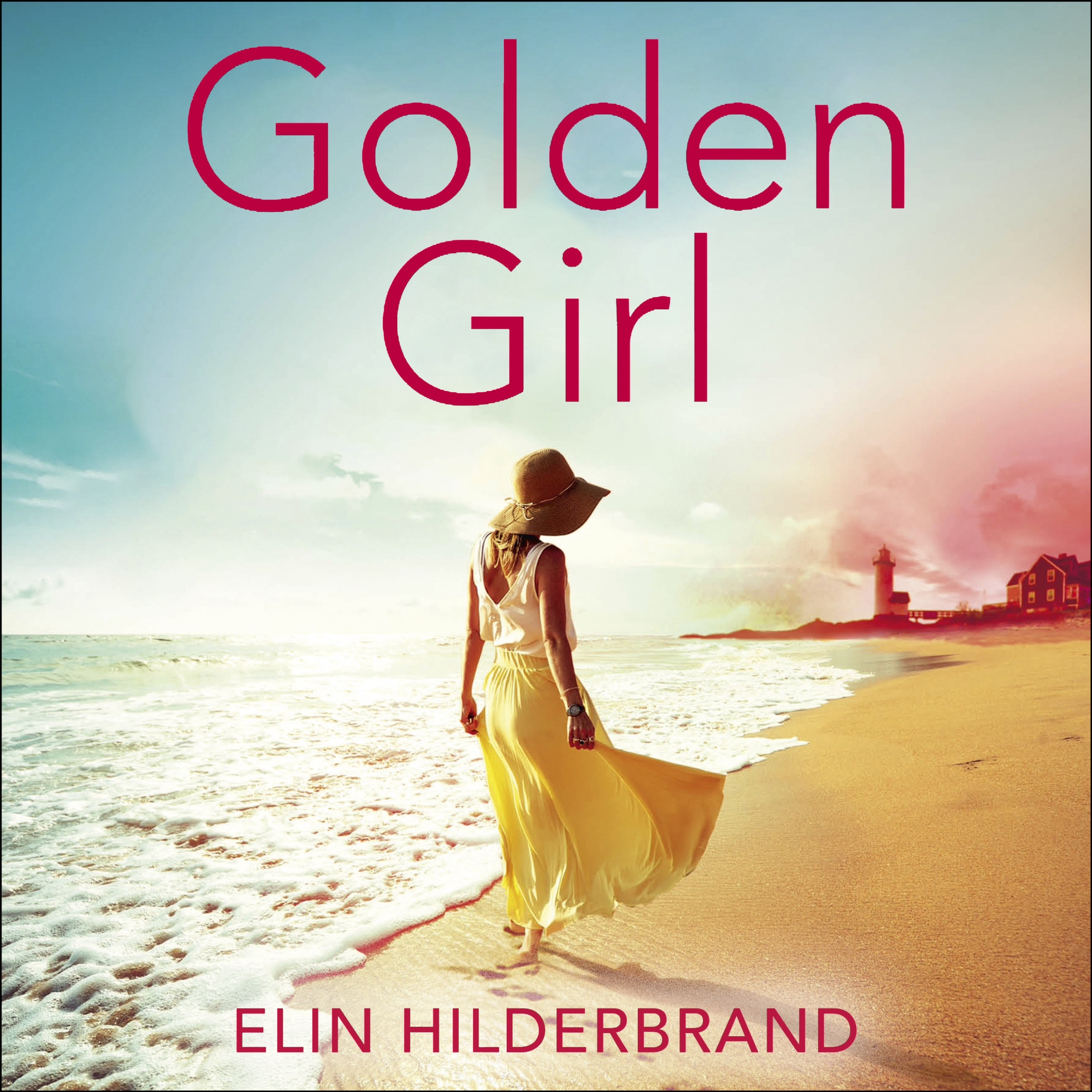 GOLDEN GIRL by Elin Hildebrand, read by Laurence Bouvard - audiobook extract
