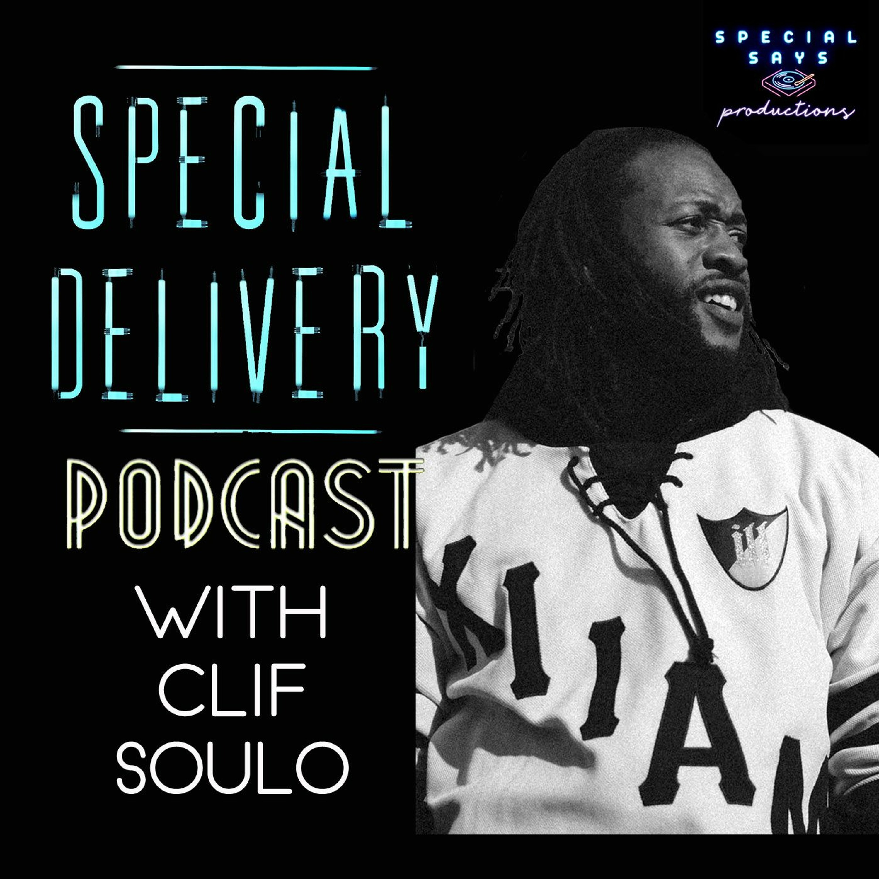 Bunchy Carter Grooves with Clif Soulo   Special Delivery