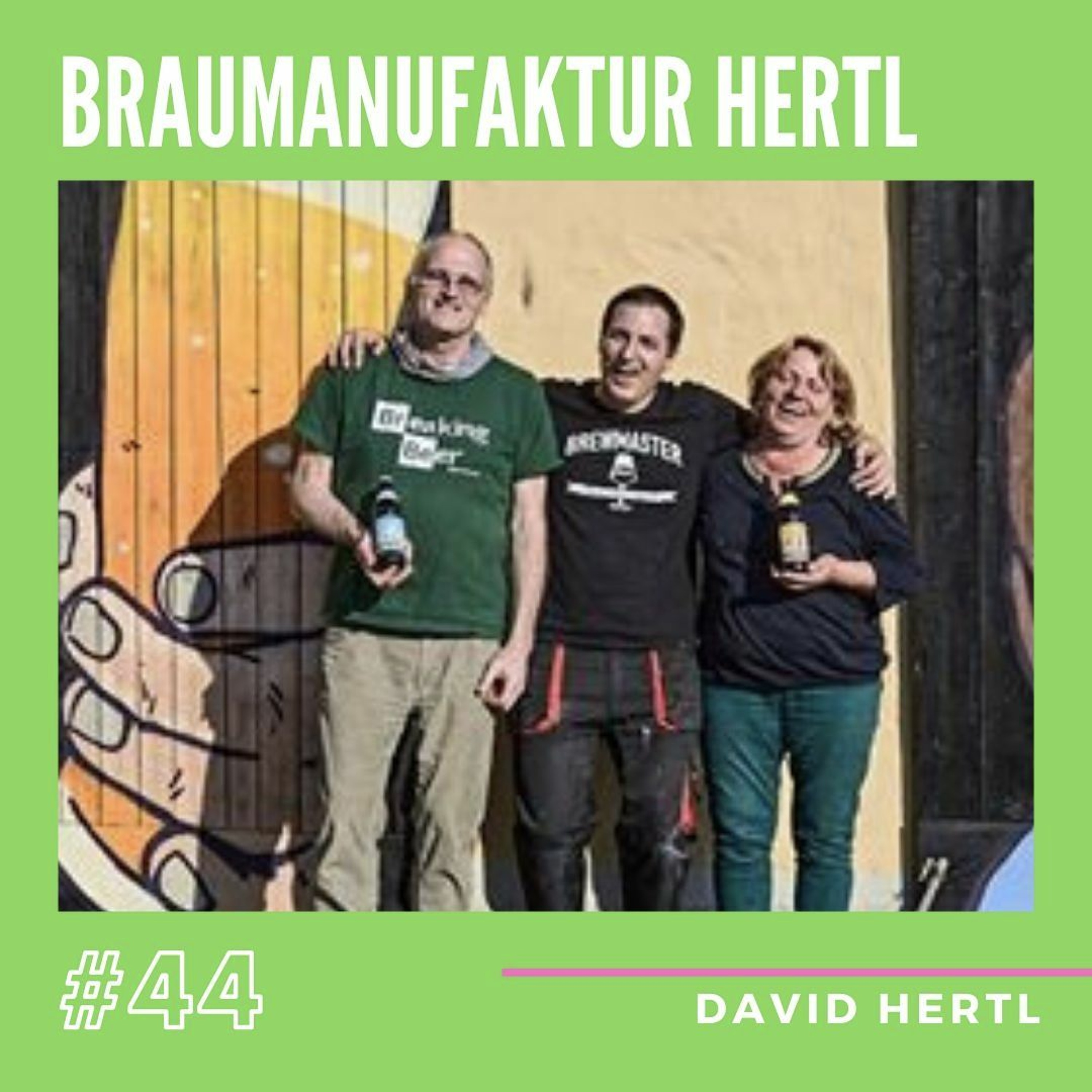 HHopcast Podcast #44 David Hertl, Braumanufaktur Hertl