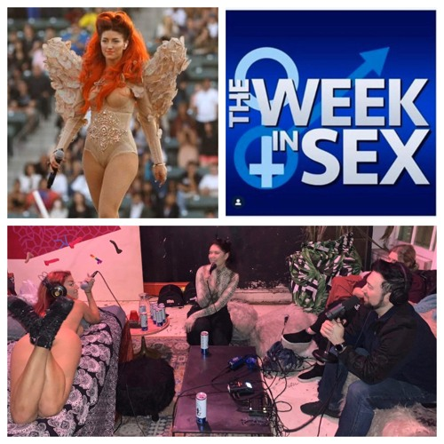 The Week In Sex - S5 E3 Pop Star Neon Hitch In A Very NSFW Appearance