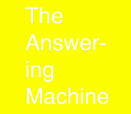 AnsweringMachinePodcast