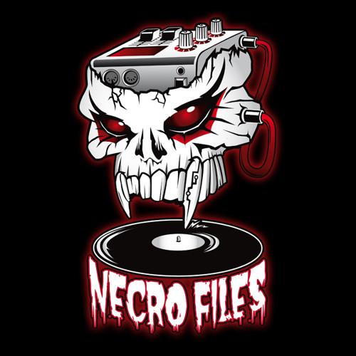 Necro Files Cover