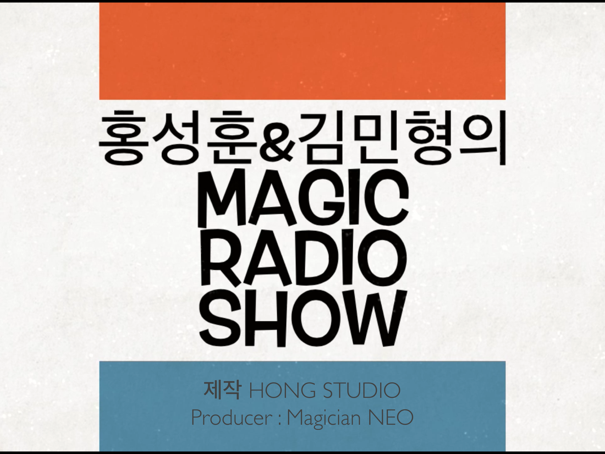 Magic Radio Show