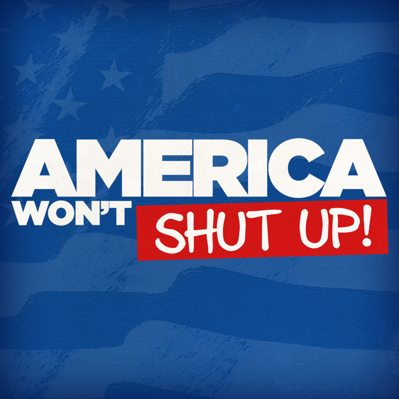 America Won't Shut Up