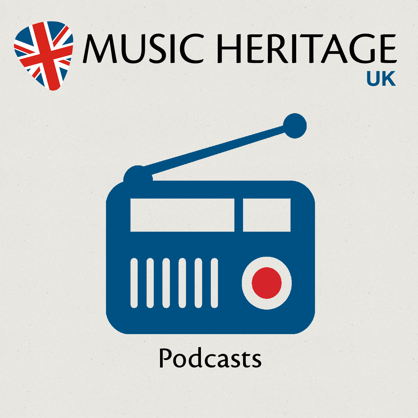 Music Heritage UK Podcast