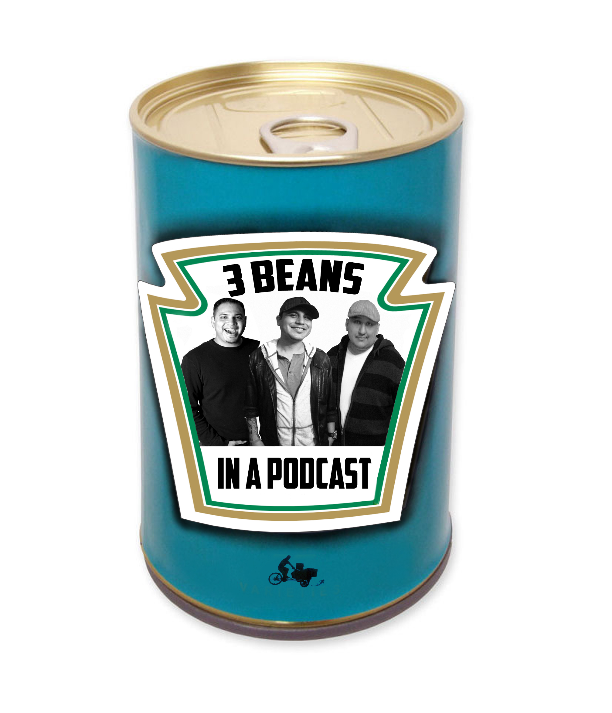 3 Beans In A Podcast