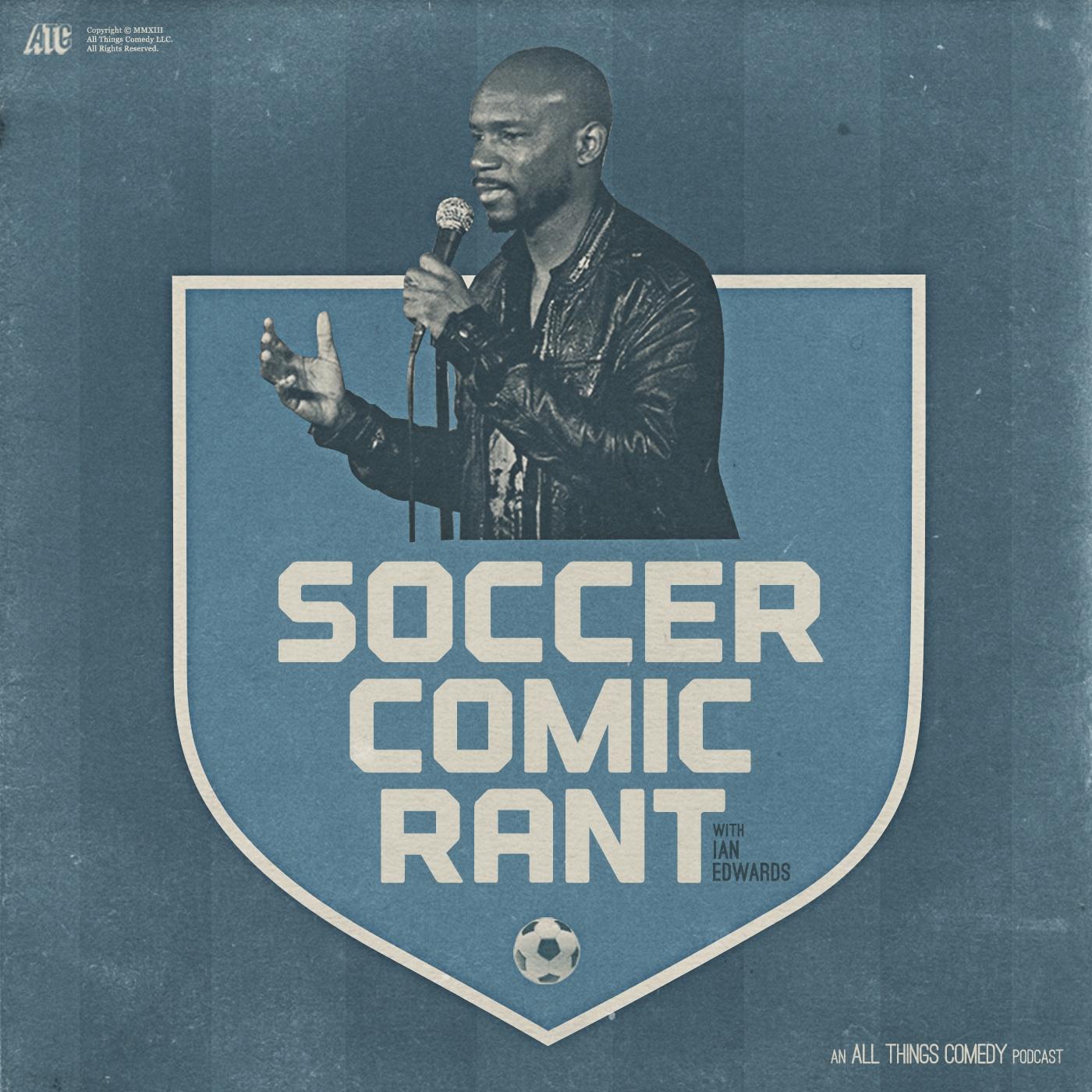 Soccer Comics