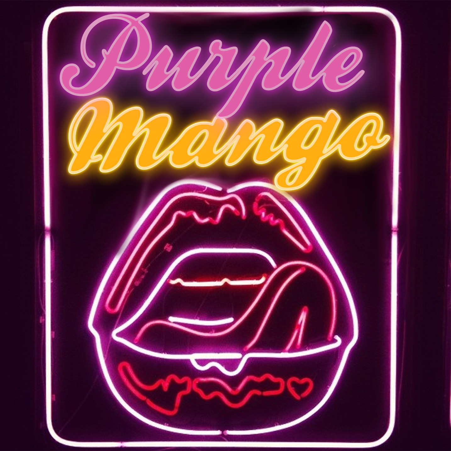 Purple Mango Madness