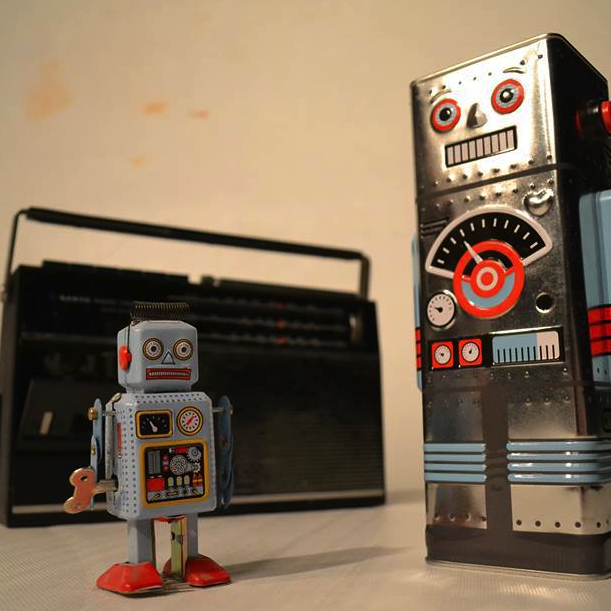 Robots vs Radio