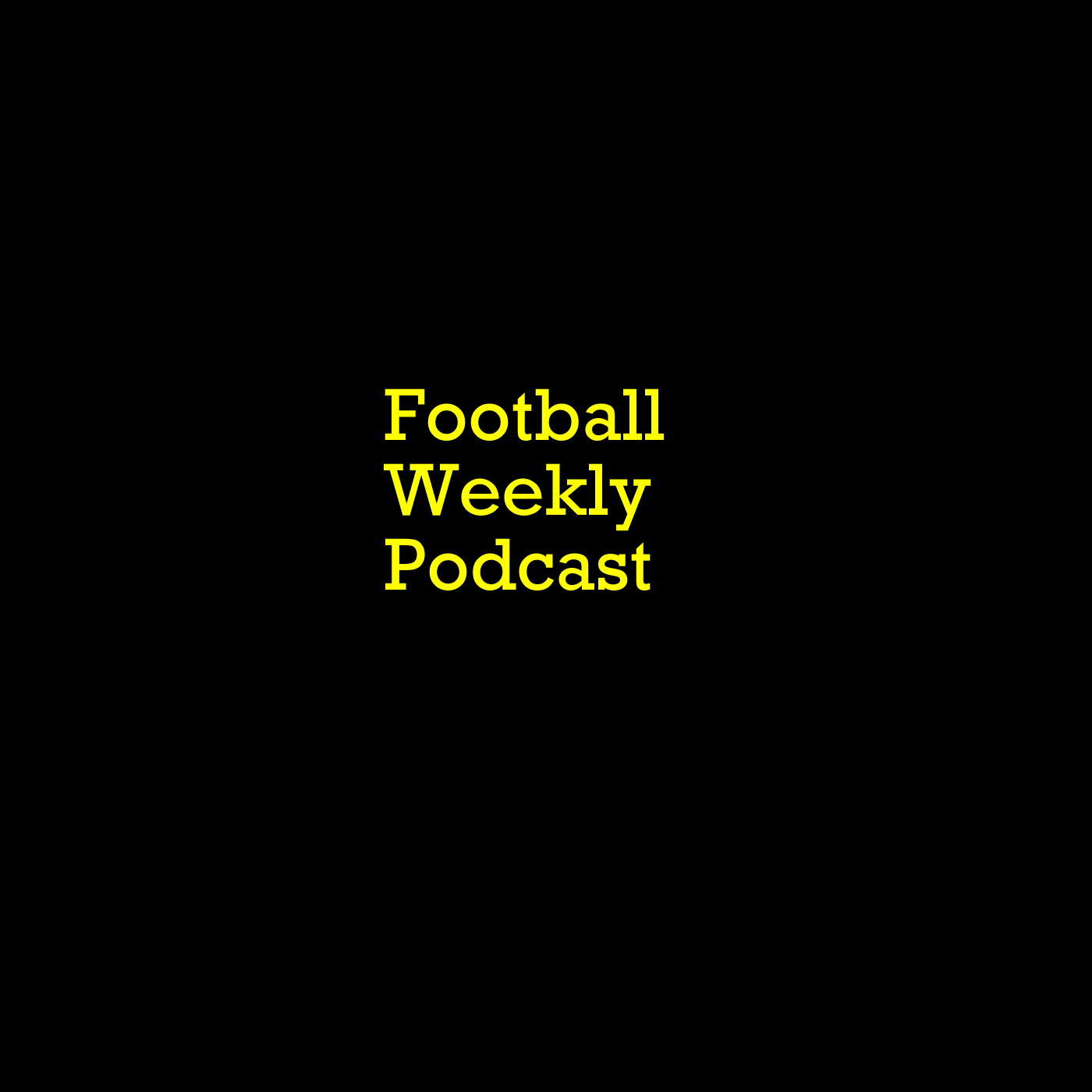 footballweeklypodcast