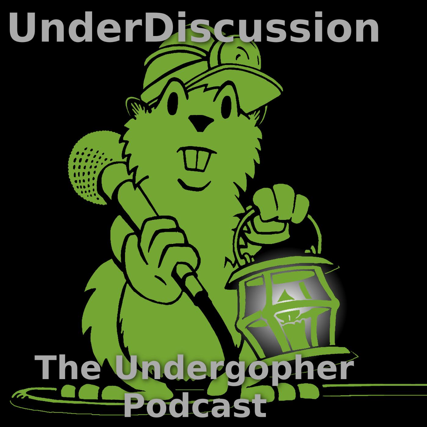 UnderDiscussion logo