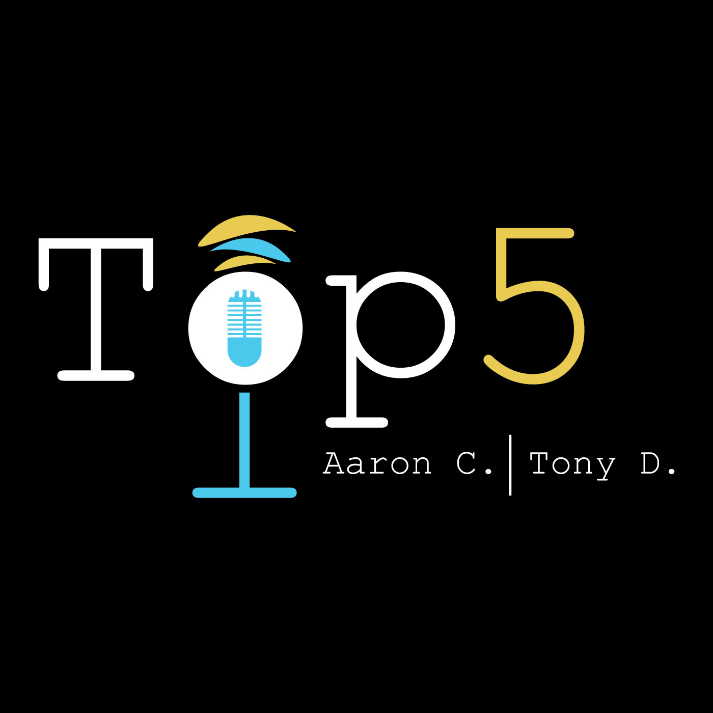 Tip Top 5 Podcast