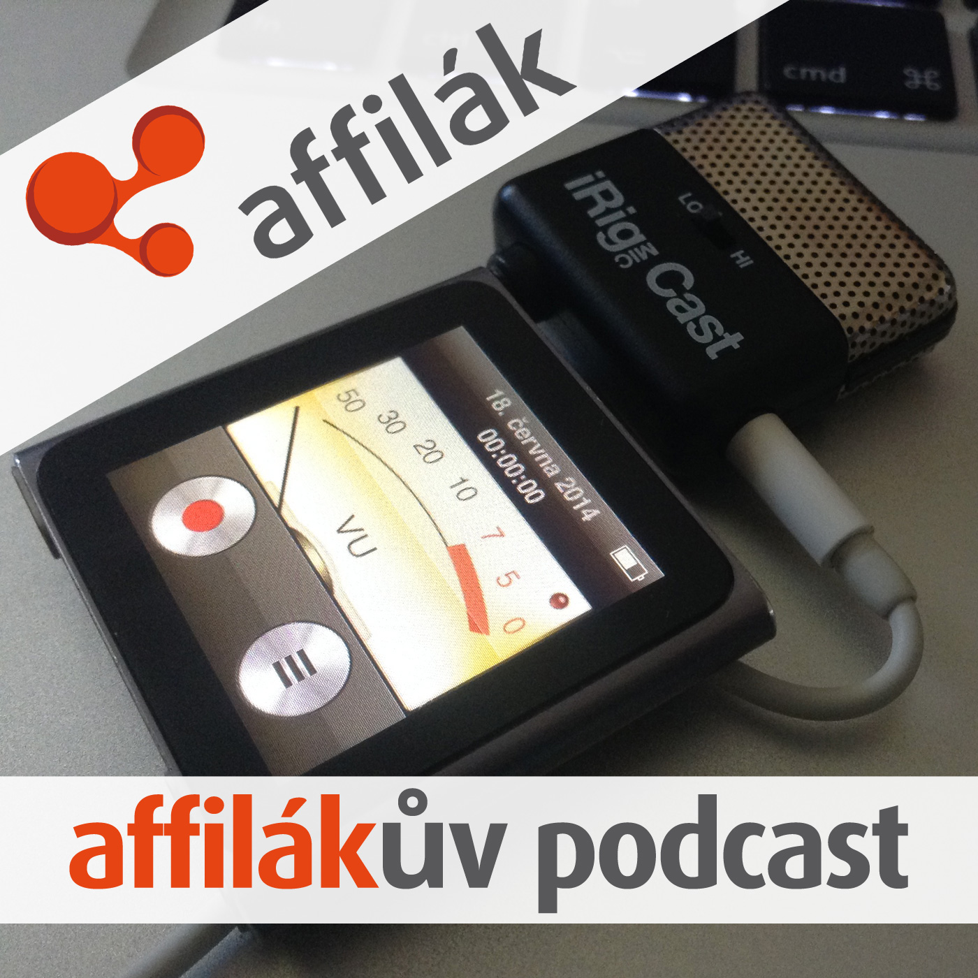affilákův podcast