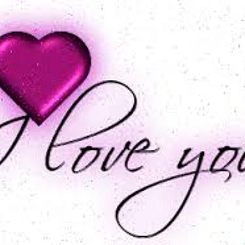 Вышивка крест love you