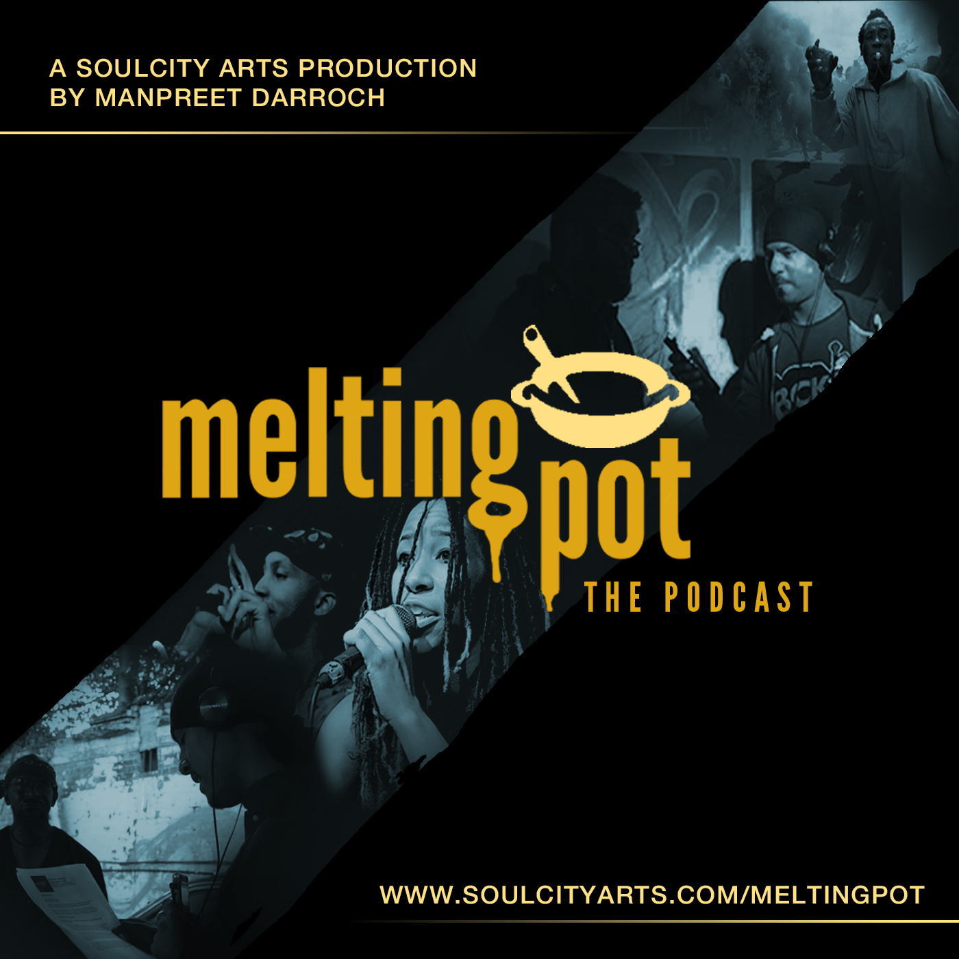 The Melting Pot Podcast