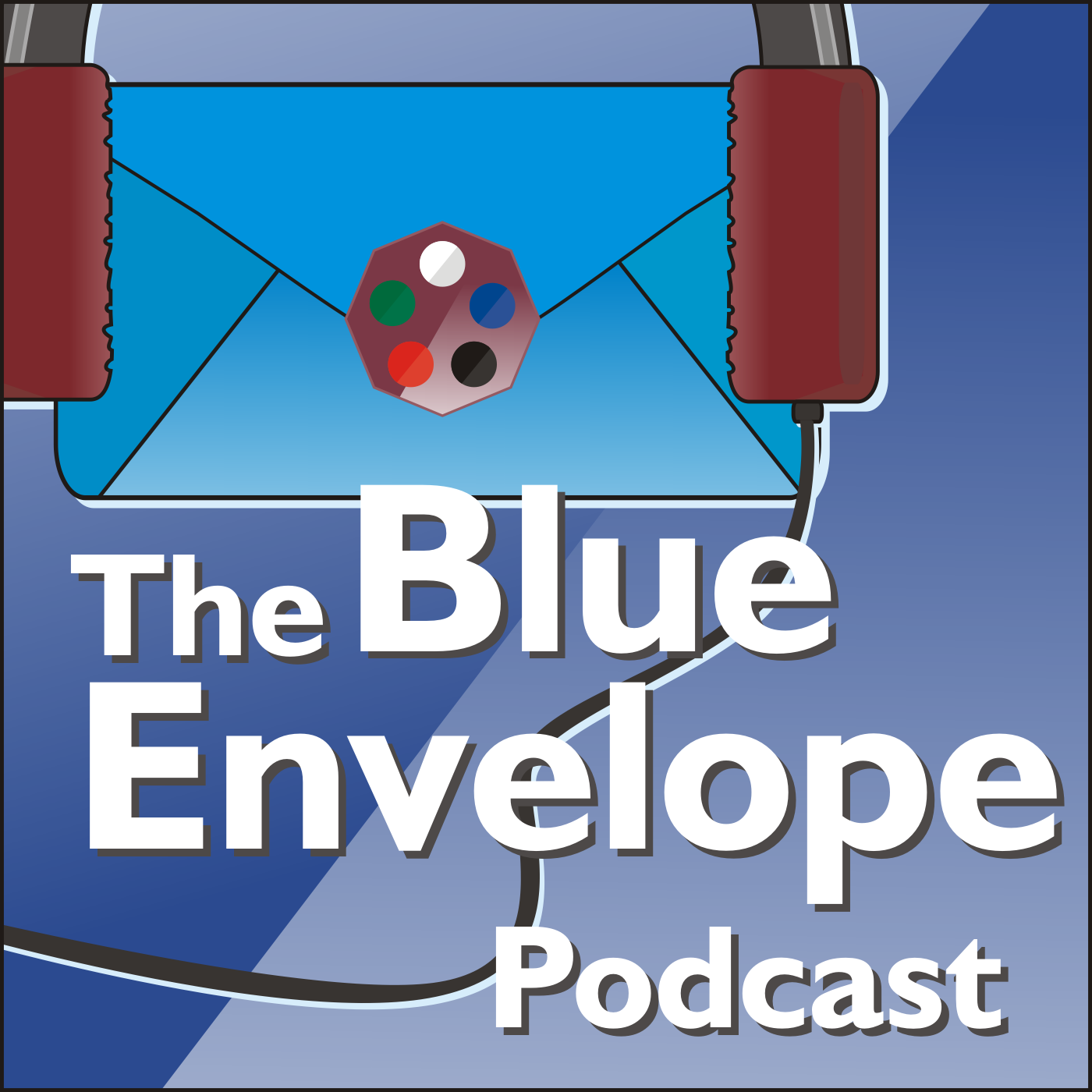 The Blue Envelope Podcast