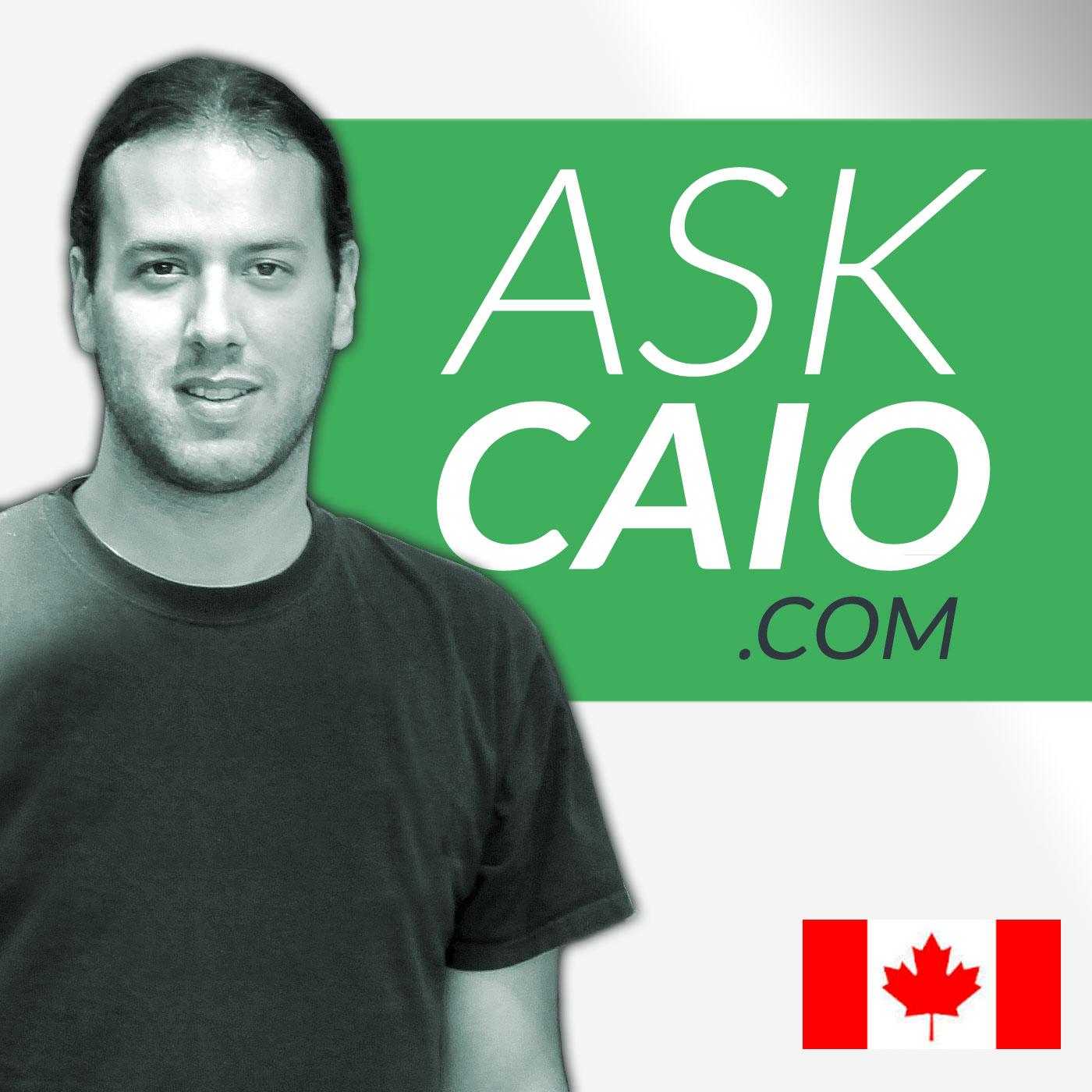 AskCaio - Canada para Brasileiros