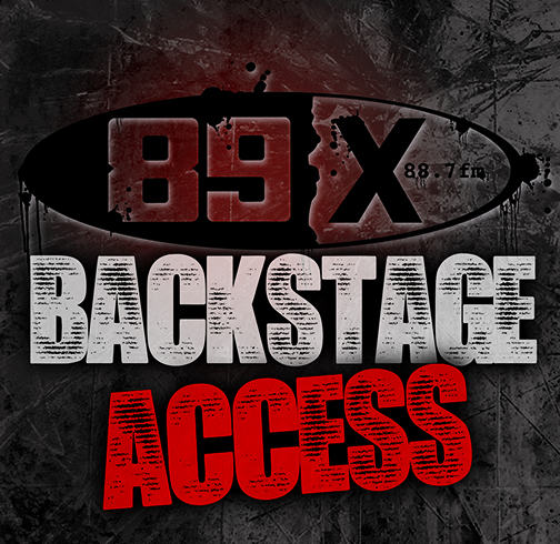 89X Backstage Access