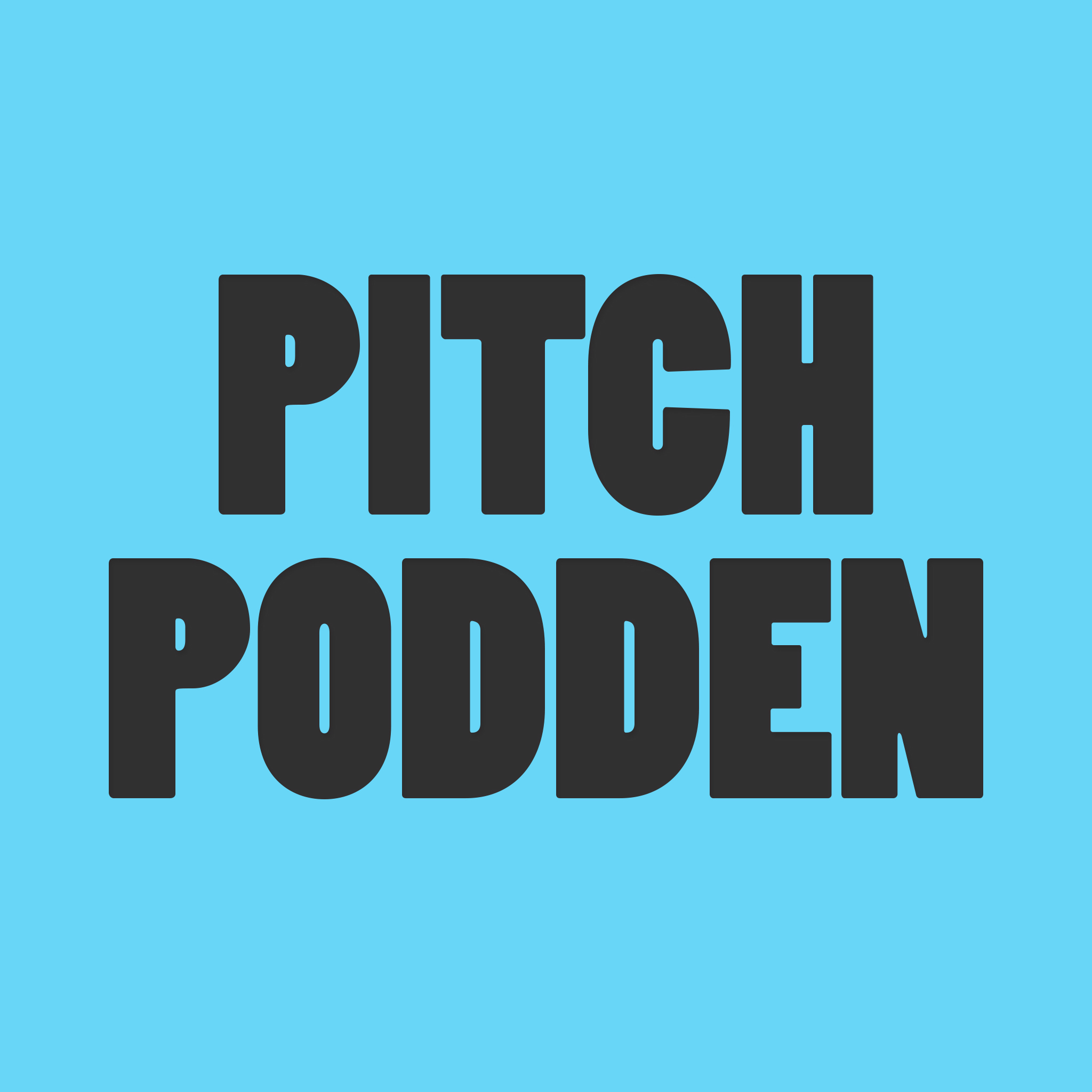 Pitchpodden