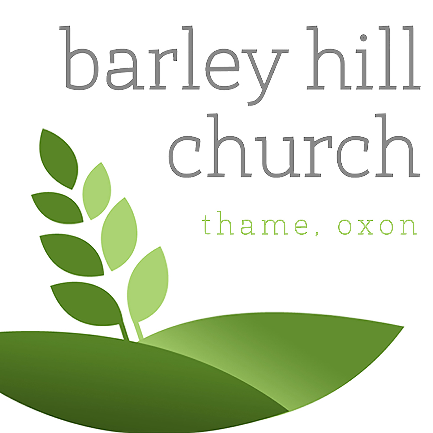 Barley Hill Church - Thame, UK