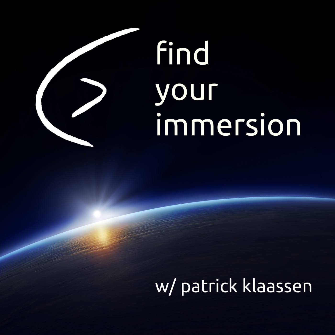 Find Your Immersion