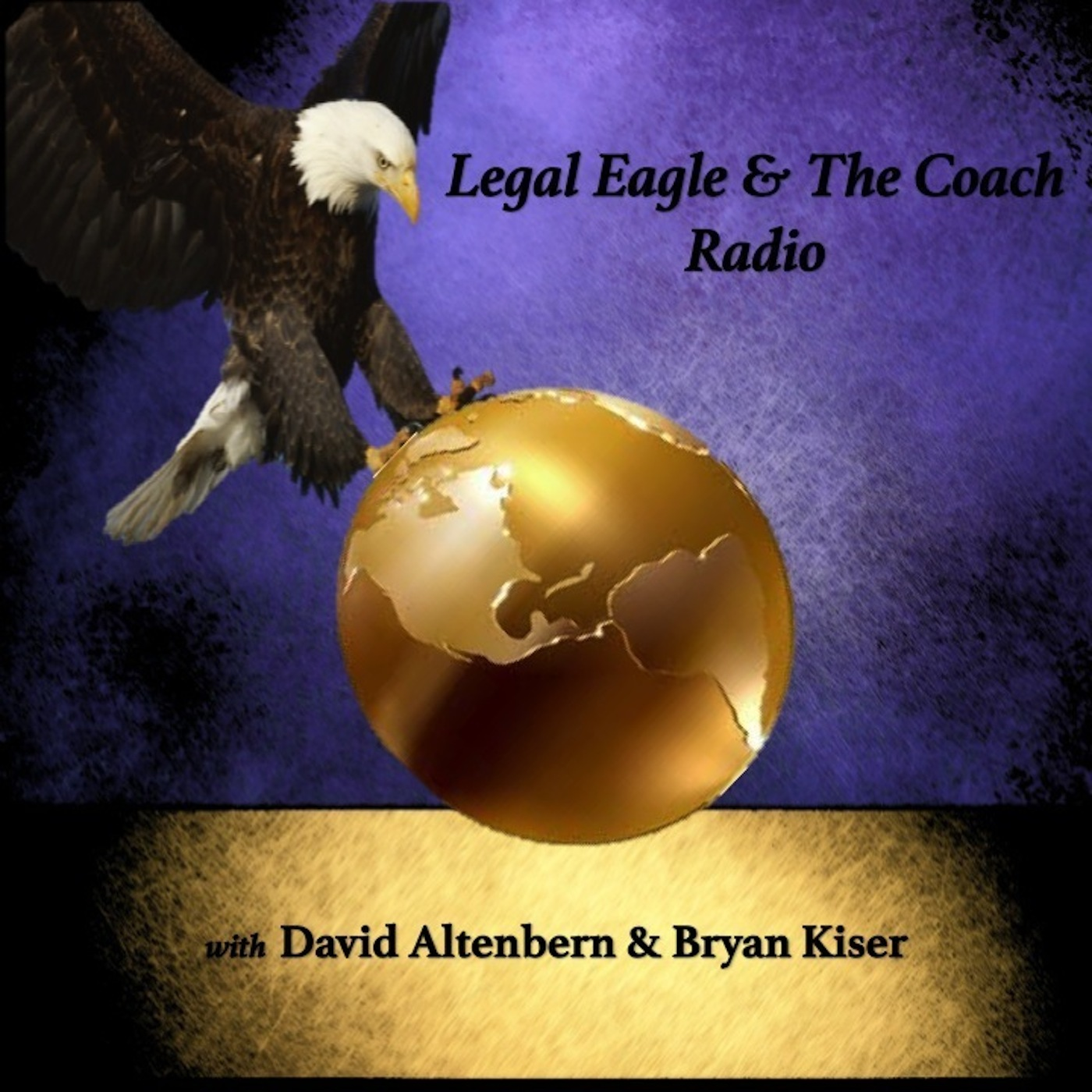Legal Eagle & The Coach