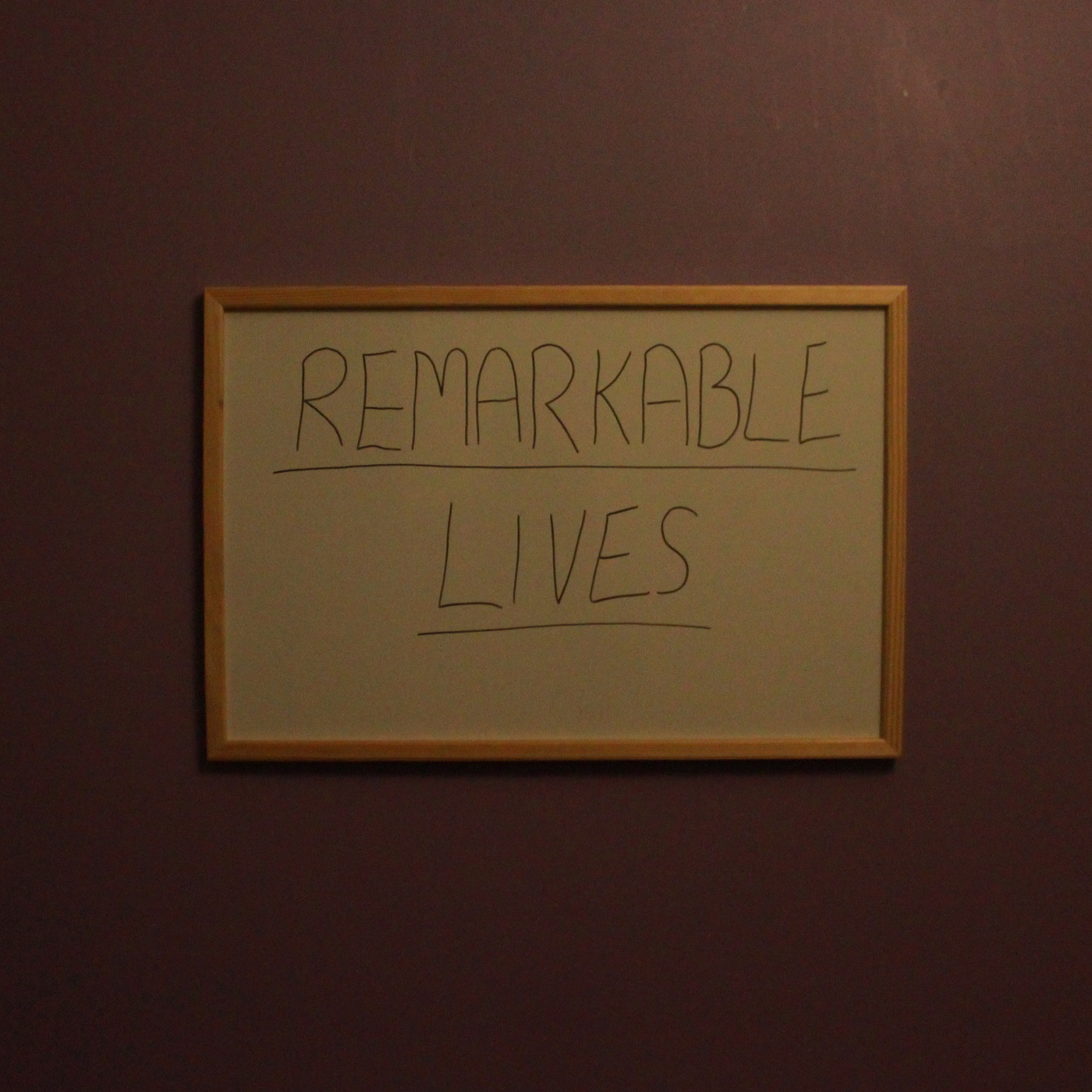 Remarkable Lives Podcast